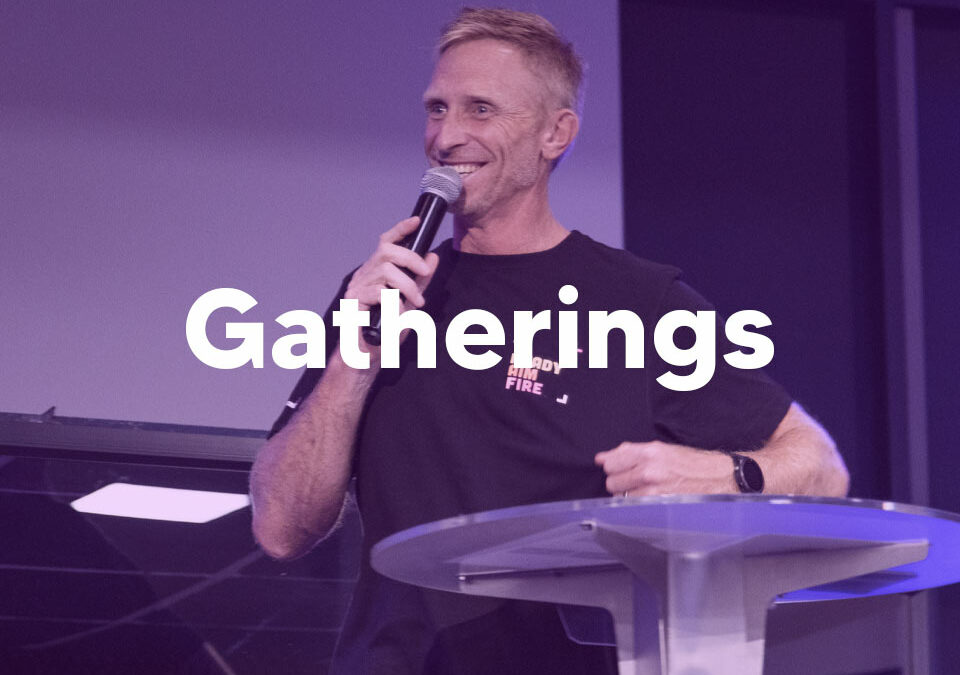The Gathering // Stand Firm